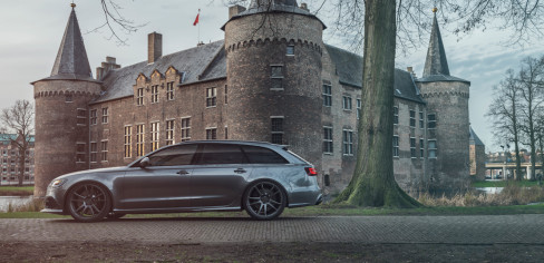 Audi RS6 C7 - Concavo wheels