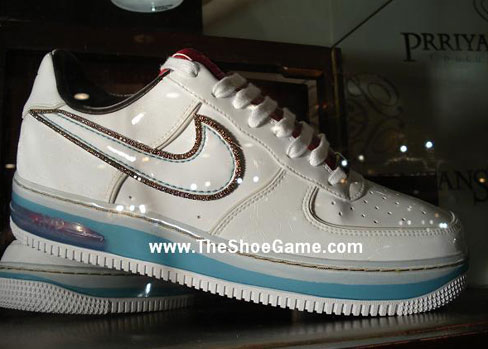 Air Force One von Nike