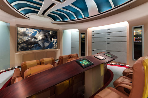 Die Star Trek Villa in Florida
