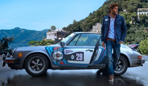 Mcgregor Fashion bei der Rally Monte Carlo