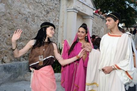 Ovid flirten
