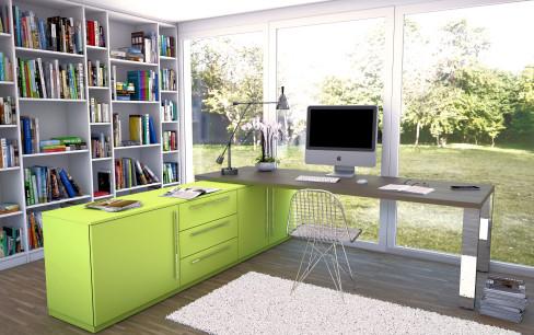 Kleines Büro Zuhause Einrichten
