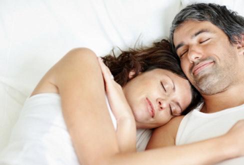 Sex während schlaf