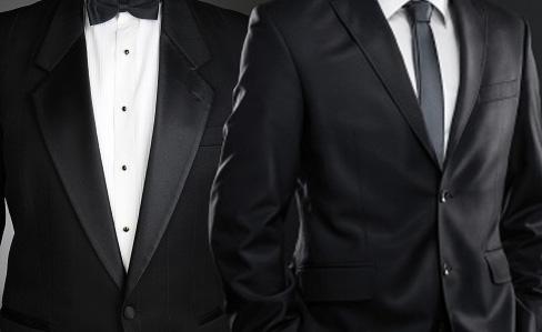 promo code 44be7 ace44 Smoking und Anzug: Unterschiede und Gemeinsamkeiten