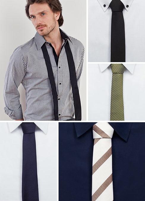 newest 15875 2b123 Schmale Krawatten - Geschmacklos oder seligmachend?