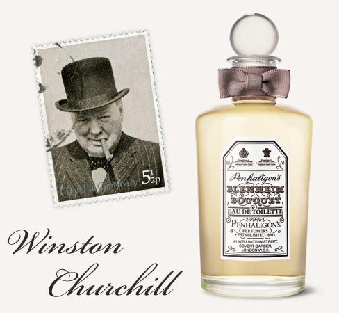 Ein Mann, ein Duft: Winston Churchill
