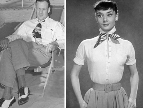 da0819bab8a745 Die Geschichte der Mode: Die 1940er und 1950er Jahre