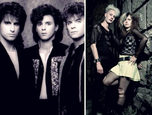 Geschichte Der Mode Schrille 1980er Und 1990er Jahre