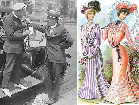 Schuhe im 20. Jahrhundert – Entwicklung eines Modetrends