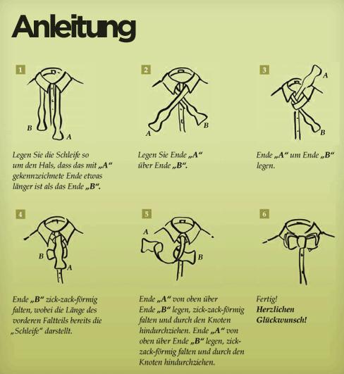 Sehr Anleitung zum Schleife binden OW65