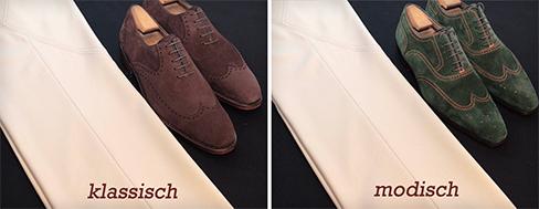 huge discount 197b0 9a8a6 Schuhe zum Anzug - Was zusammen passt